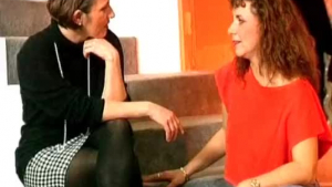 Two mature babes satisfying each other
